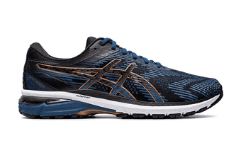 ASICS Men's GT-2000 8 (Grand Shark/Black)