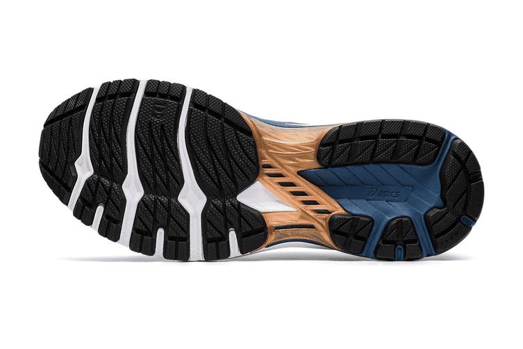 ASICS Men's GT-2000 8 Running Shoe (Grand Shark/Black, Size 7.5 US)