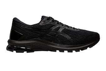 ASICS Men's GT-1000 9 (Black/Black, Size 10.5 US)