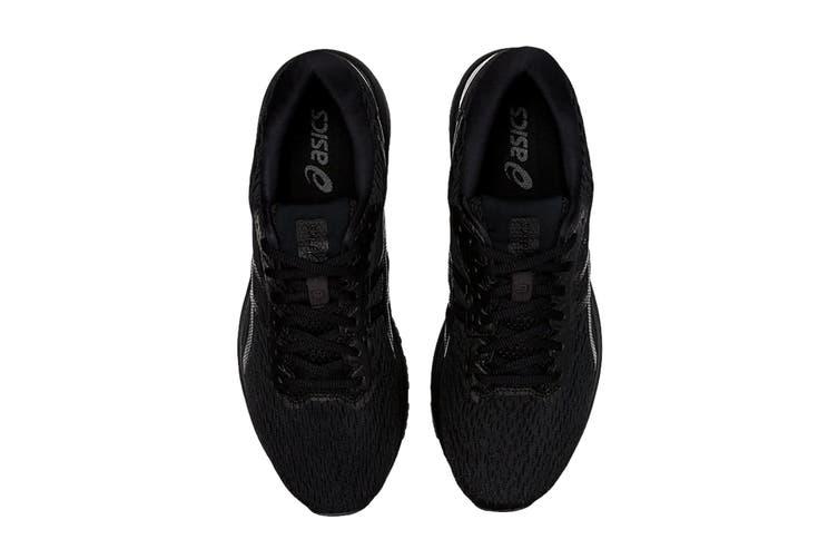 ASICS Men's GT-1000 9 (Black/Black, Size 8.5 US)