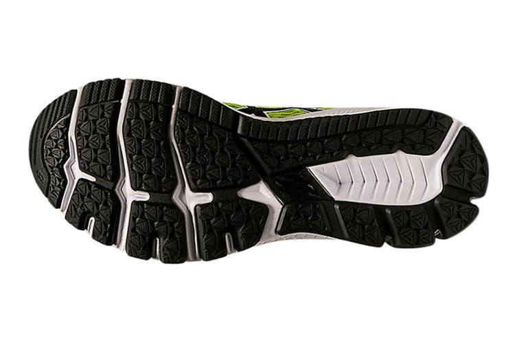 Asics Men's GT-10009 Running Shoe (Lime Zest/Black, Size 12.5 US)