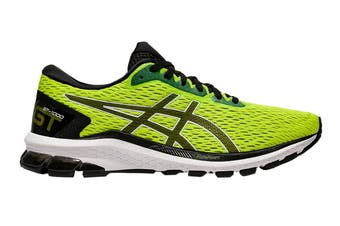 Asics Men's GT-10009 Running Shoe (Lime Zest/Black, Size 12 US)