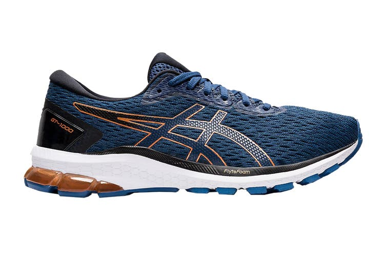 ASICS Men's GT-1000 9 (Grand Shark/Pure Bronze, Size 8.5 US)