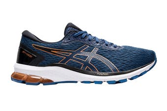 ASICS Men's GT-1000 9 (Grand Shark/Pure Bronze, Size 9.5 US)