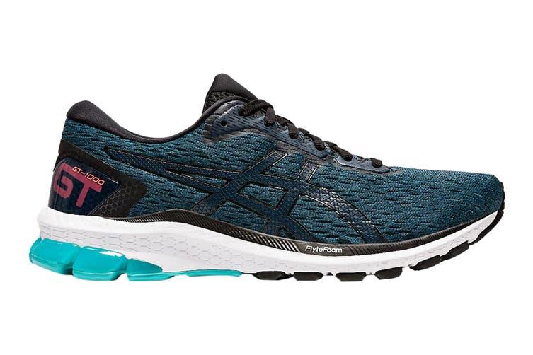 Asics Men's GT-10009 Running Shoe (Magnetic Blue/Black, Size 12.5 US)