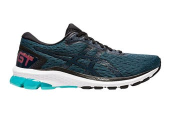 Asics Men's GT-10009 Running Shoe (Magnetic Blue/Black, Size 13 US)