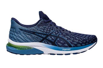 Asics Men's Gel-Cumulus 22 MK Running Shoe (Peacoat/Grey Floss, Size 12 US)