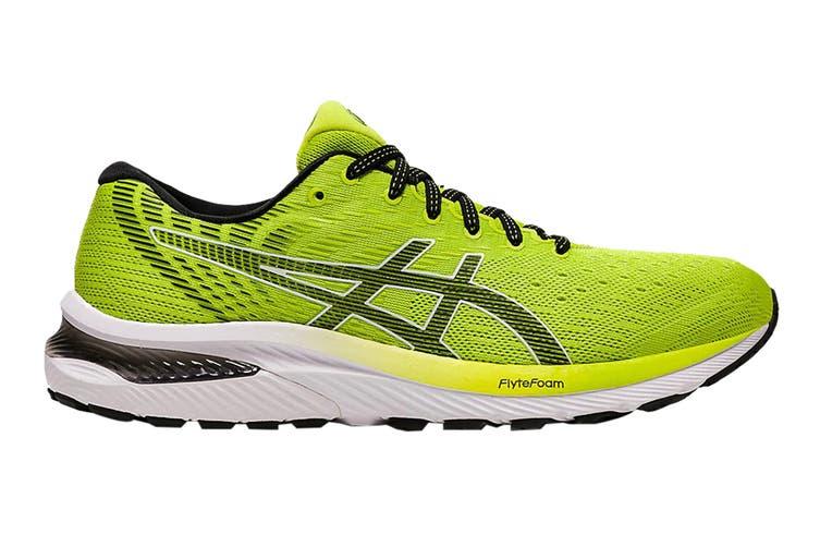 Asics Men's Gel-Cumulus 22 Running Shoe (Lime Zest/Black, Size 9.5 US)