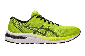 Asics Men's Gel-Cumulus 22 Running Shoe (Lime Zest/Black, Size 9 US)