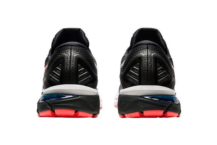 Asics Men's GT-2000 9 Running Shoe (Black/Directo Ire Blue, Size 10.5 US)