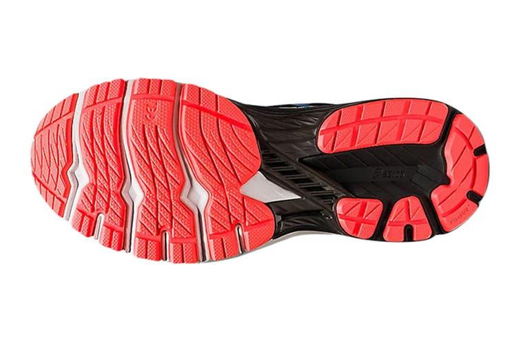 Asics Men's GT-2000 9 Running Shoe (Black/Directo Ire Blue, Size 12.5 US)