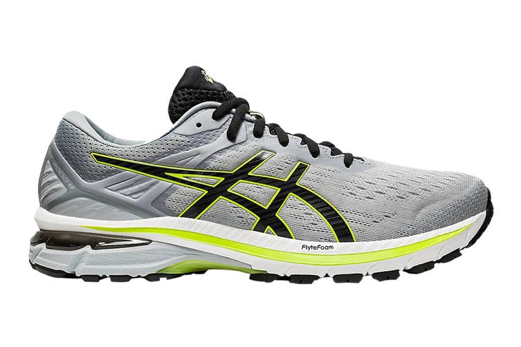 Asics Men's GT-2000 9 Running Shoe (Sheet Rock/Black, Size 9.5 US)