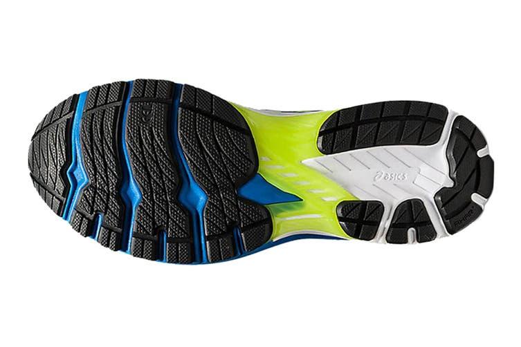 Asics Men's GT-2000 9 Running Shoe (Directoire Blue/Lime Zest, Size 11.5 US)