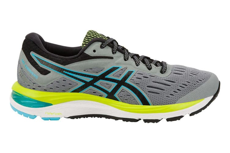 ASICS Women's Gel-Cumulus 20 Running Shoe (Stone Grey/Black, Size 7.5)