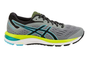 ASICS Women's Gel-Cumulus 20 Running Shoe (Stone Grey/Black, Size 7)