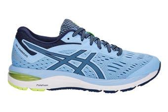 ASICS Women's Gel-Cumulus 20 Running Shoe (Blue Bell/Azure, Size 8)