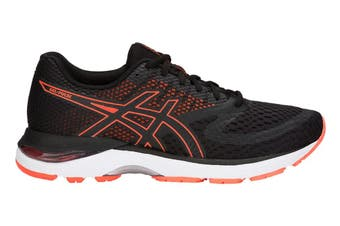 ASICS Women's Gel-Pulse 10 Running Shoe (Black/Black, Size 6)