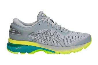 ASICS Women's Gel-Kayano 25 Running Shoe (Mid Grey/Carbon)