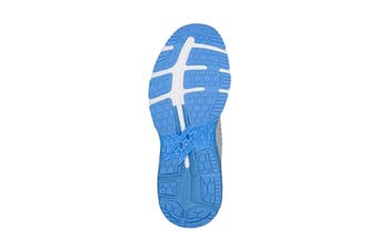 ASICS Women's  Gel-Kayano 25 Running Shoe (Mid Grey/Blue Coast, Size 6.5)