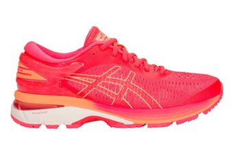 ASICS Women's Gel-Kayano 25 Running Shoe (Diva Pink/Mojave)