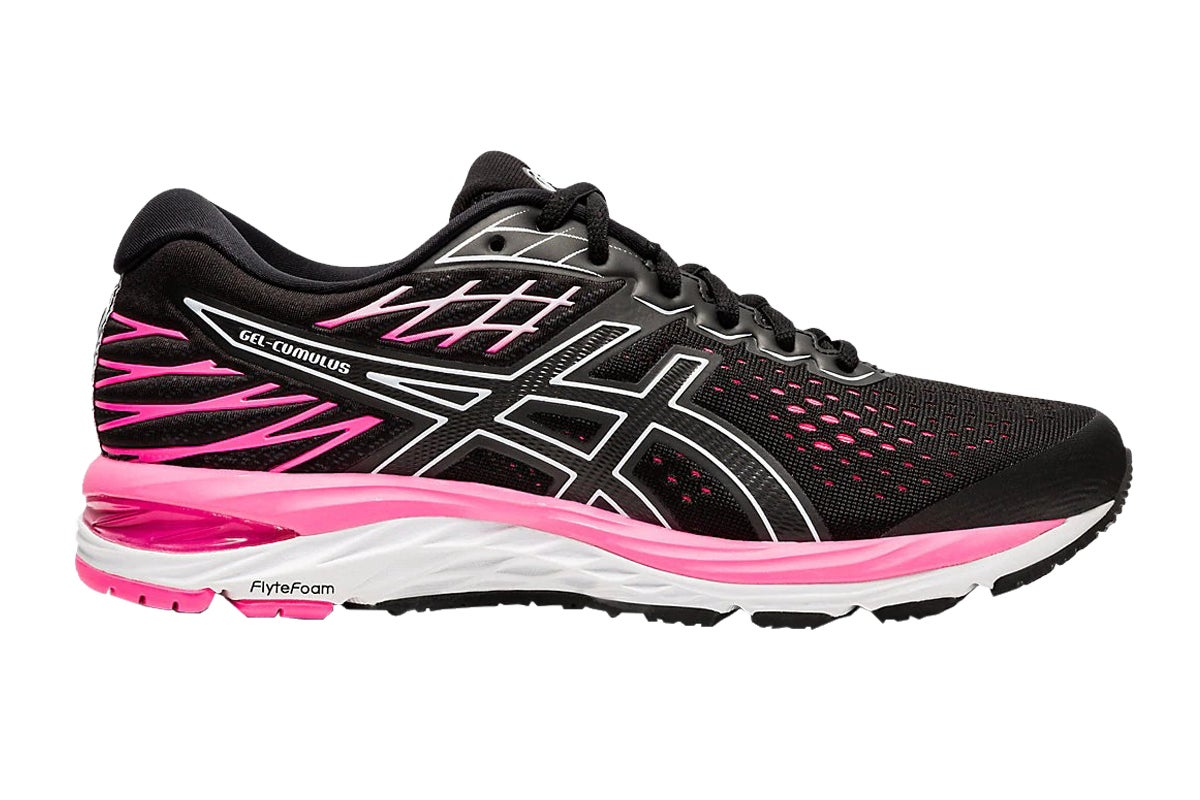 ASICS Women's Gel-Cumulus 21 Running Shoe (Black/Black, Size 7 US) | Athletic Shoes |