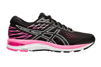 ASICS Women's Gel-Cumulus 21 Running Shoe (Black/Black, Size 7 US)