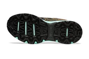 ASICS Women's Gel-Venture 7 Running Shoe (Black/Orange Pop, Size 9.5 US)