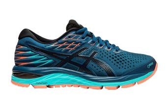 ASICS Women's GEL-CUMULUS 21 G-TX (Mako Blue/Midnight)