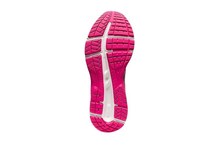Asics Women's Gel-Contend 6 Running Shoe (Black/Pink Glo, Size 11 US)