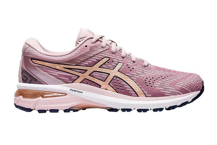 ASICS Women's GT-2000 8 Running Shoe (Watershed Rose/Rose Gold, Size 8.5 US)