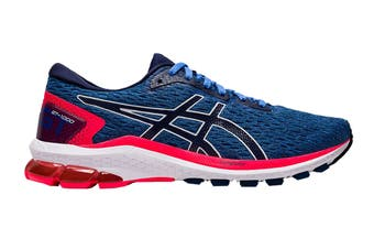 ASICS Women's GT-1000 9 (Blue Coast/Peacoat, Size 10 US)