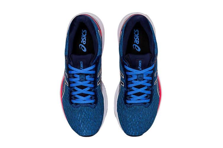 ASICS Women's GT-1000 9 Running Shoe (Blue Coast/Peacoat, Size 6.5 US)
