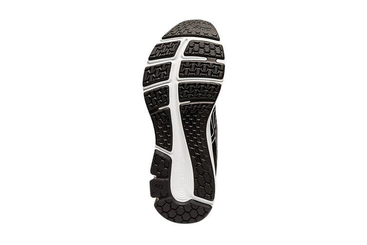 Asics Women's Gel-Pulse 12 Running Shoe (Black/White, Size 12 US)
