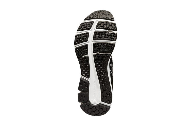 Asics Women's Gel-Pulse 12 Running Shoe (Black/White, Size 7.5 US)