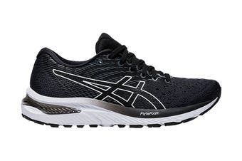 Asics Women's Gel-Cumulus 22 Running Shoe (Carrier Grey/Black, Size 12 US)