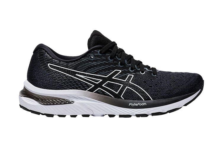 Asics Women's Gel-Cumulus 22 Running Shoe (Carrier Grey/Black, Size 8 US)