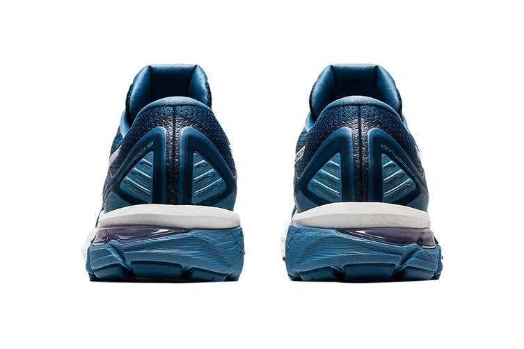 Asics Women's GT-2000 9 Running Shoe (Mako Blue/Grey Floss, Size 10 US)