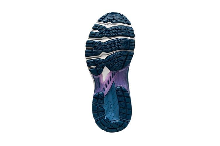 Asics Women's GT-2000 9 Running Shoe (Mako Blue/Grey Floss, Size 8 US)
