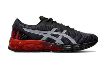 ASICS Men's Gel-Quantum 180 5 Running Shoe (Black/Sheet Rock, Size 9.5 US)