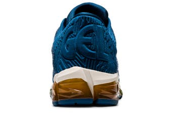 ASICS Men's Gel-Quantum 360 5 Running Shoe (Mako Blue/Mako Blue, Size 12.5 US)