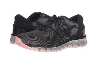 ASICS Women's Gel-Quantum 360 4 Running Shoe (Carbon/Black, Size 10)