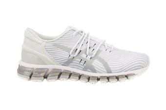 ASICS Women's Gel-Quantum 360 4 Running Shoe (White/Mid Grey)