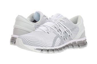 ASICS Women's Gel-Quantum 360 4 Running Shoe (White/Mid Grey, Size 8.5)