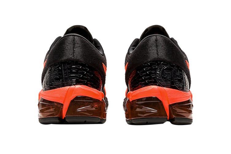 Asics Men's Gel-Quantum 180 5 Running Shoe (Black/Sunrise Red, Size 10.5 US)