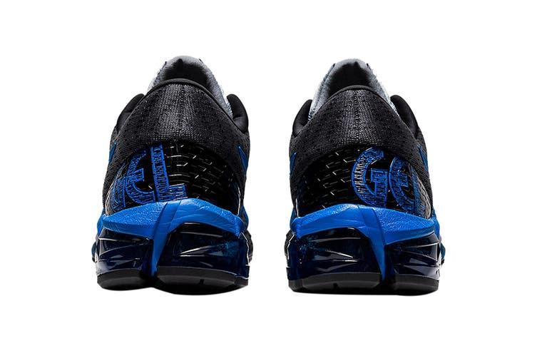 Asics Men's Gel-Quantum 180 5 Running Shoe (Carrier Grey/Electric Blue, Size 10 US)