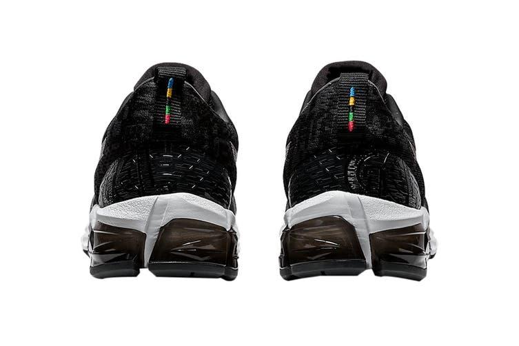 Asics Men's Gel-Quantum 180 5 Running Shoe (Graphite Grey/Black, Size 10.5 US)