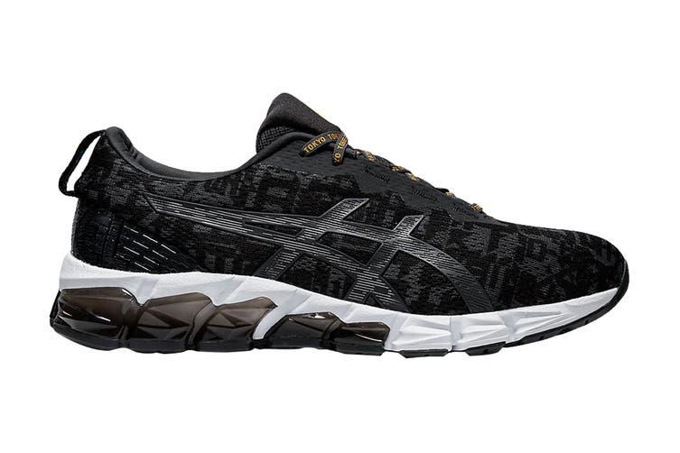 Asics Men's Gel-Quantum 180 5 Running Shoe (Graphite Grey/Black, Size 8.5 US)