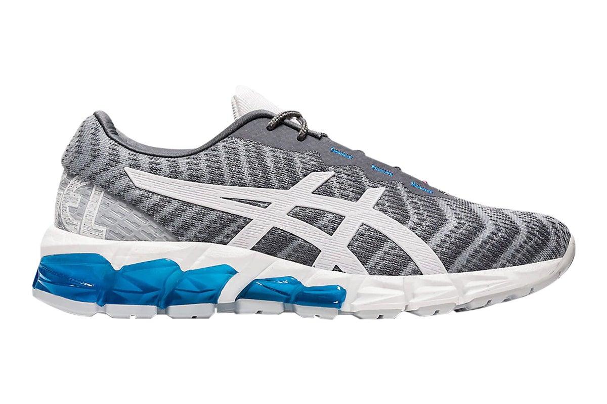 ASICS Women's Gel-Quantum 180 5 Running Shoe (Metropolis/White, Size 7.5 US)