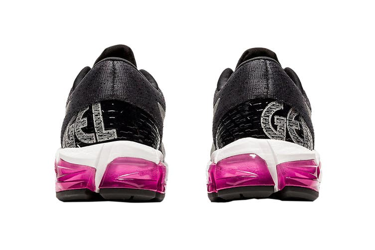 Asics Women's Gel-Quantum 180 5 Running Shoe (Carrier Grey/Pure Silver, Size 10.5 US)