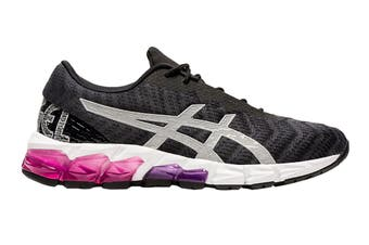 Asics Women's Gel-Quantum 180 5 Running Shoe (Carrier Grey/Pure Silver, Size 12 US)